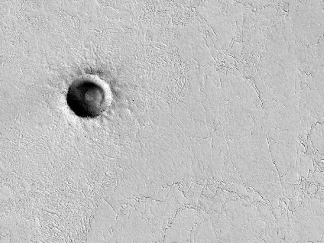 Виды Марса (17 фото)