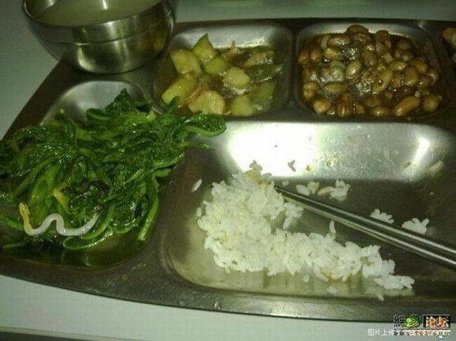 Бонус в салате. (4 фото)