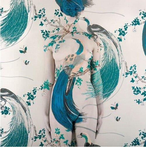 гламурный камуфляж от Эммы Хак (11 фото)