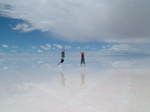 Самое большое зеркало в мире (26 фото)