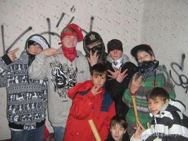 Смешные русские рэперы (48 фото)