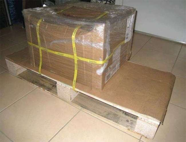 Надежная упаковка (3 фото)