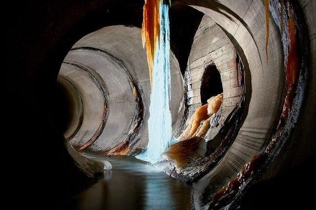 Подземная Москва  (48 фото)