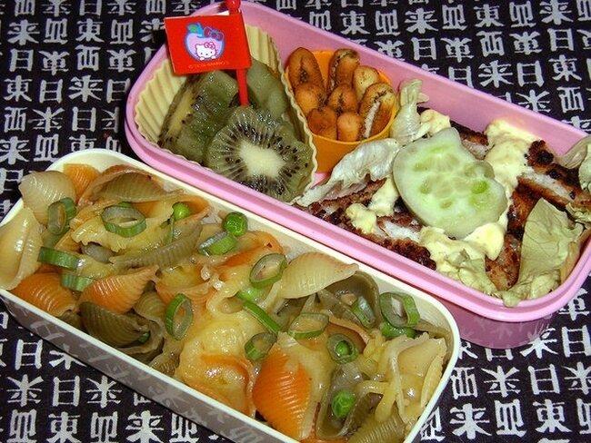 Японский обед Bento (26 фото)
