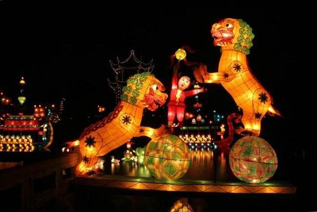 Китайские фонарики (11 фото)