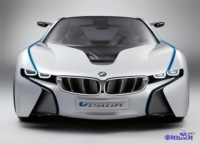 Гибридный спорткар BMW (29 фото)