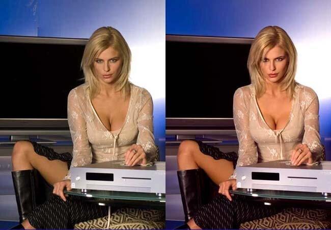 До и после фотошопа (40 фото)