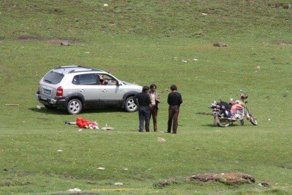 Похороны в Тибете. Детально (76 фото) ЖЕСТЬ!!!