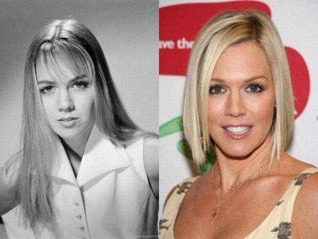Актёры Беверли Хиллз 90210. Тогда и теперь (13 фото)