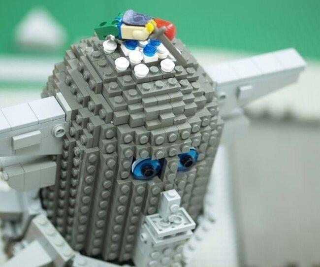 Игры лего (11 фото)