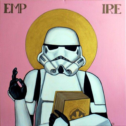 Религия Звёздных войн? :) (19 фото)