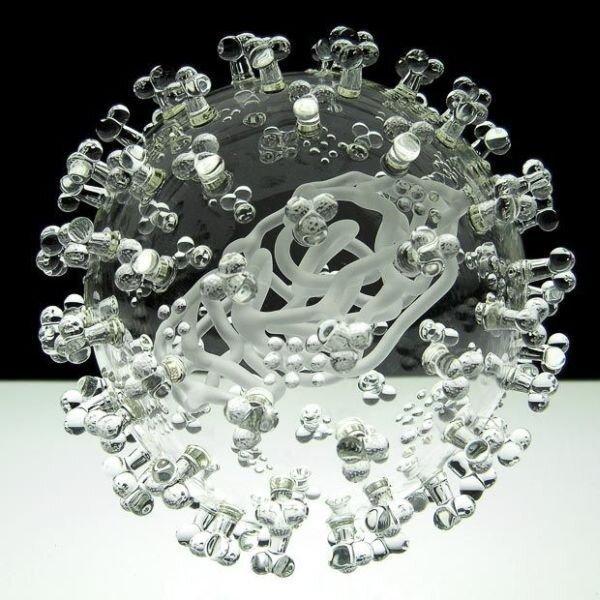 Вирусы (10 фото)