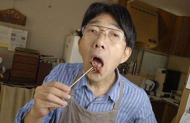 Японская еда (10 фото)