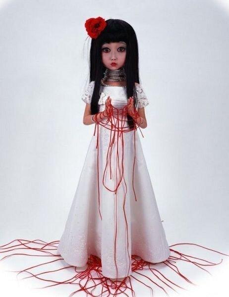 японская кукла (16 фото)