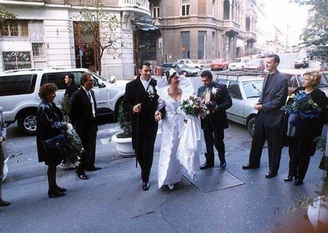 Свадьбы в Сербии (14 фото)