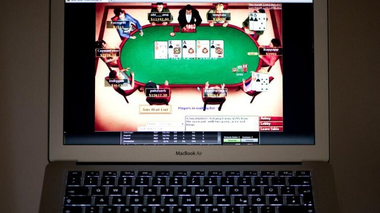 Немецкие банки финансируют нелегальные онлайн-казино