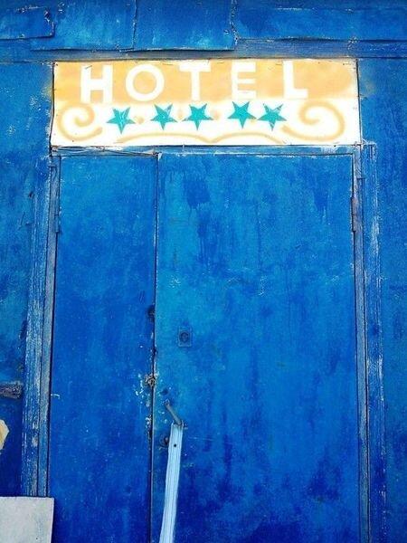 Пятизвёздочный отель (2 фото)