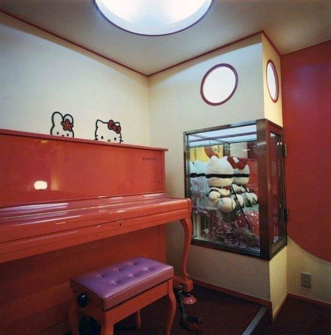Японские отели для утех (13 фото)