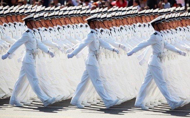 Китай с размахом празднует юбилей (49 фото)