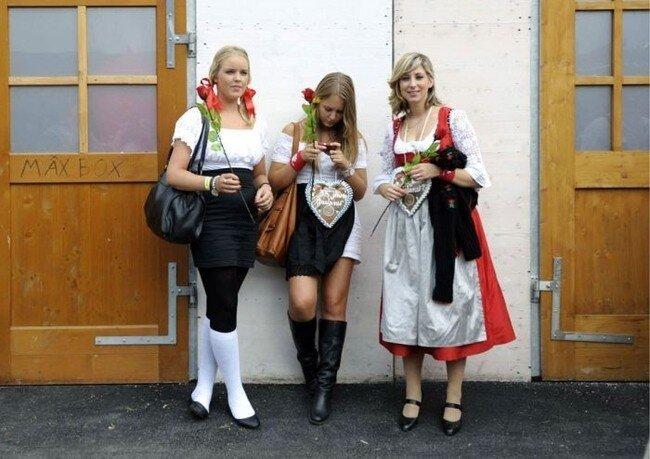 Фестиваль Октоберфест 2009. Часть 2. (21 фото)