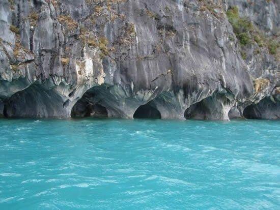 Пещеры в Испании (11 фото)