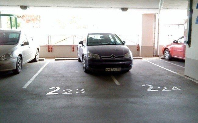 Я паркуюсь как му*ак!!! (12 фото)
