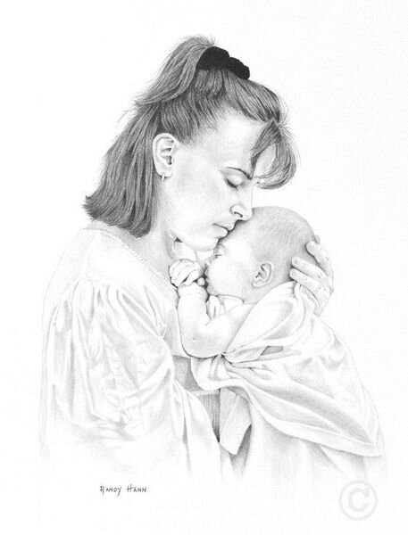 Рисунки карандашом (27 фото)