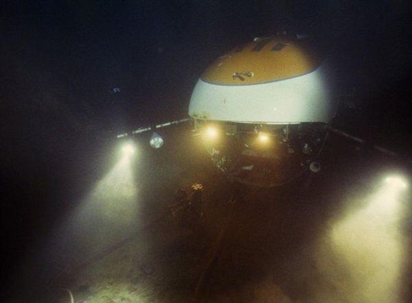 Экскурсия по Титанику (9 фото)