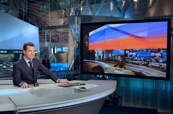 Вечерний выпуск новостей (2 фото)