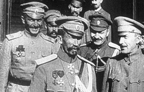 «От болтовни Россия погибла!» Заявил атаман Каледин, вышел в другую комнату и застрелился