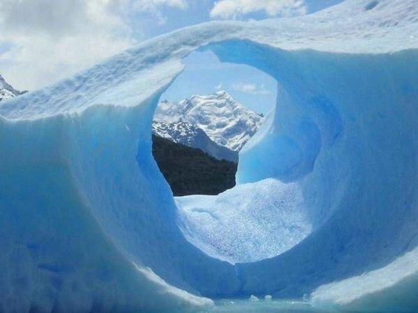 Красивые фото айсбергов (109 фото)