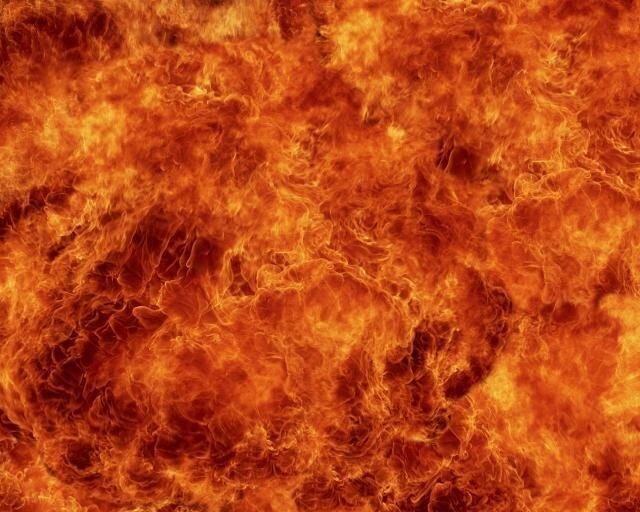 Власть огня. (18 фото)