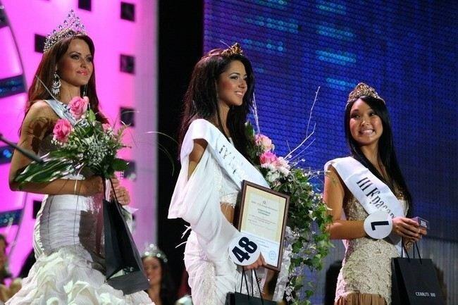 """Победительница конкурса """"Краса России-2009"""" (21 фото)"""