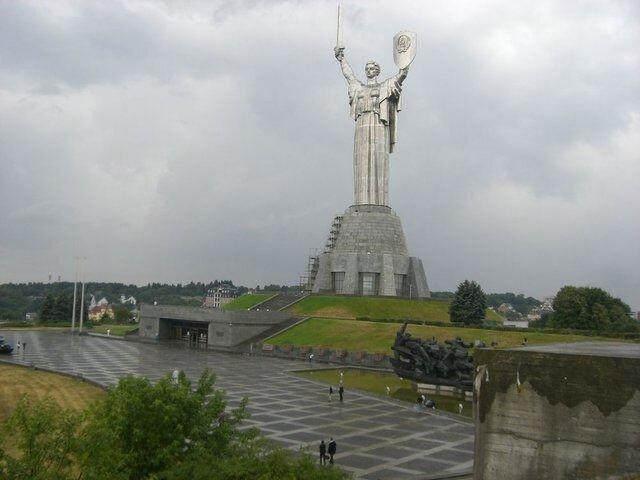 Музей Великой отечественной войны. г. Киев (28 фото)