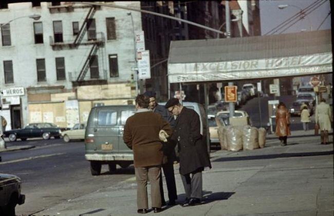 Нью-Йорк в 1978 году (27 фото)
