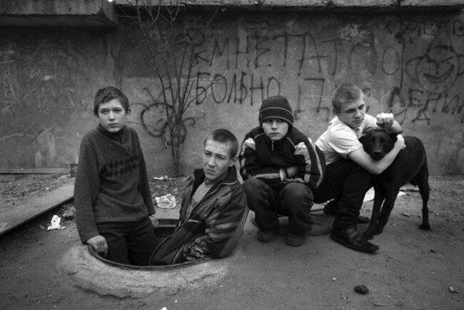 Фотографии детей. David Gillanders (25 фото)