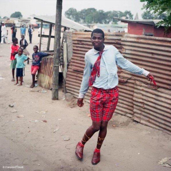 Гламурные африканцы (20 фото)