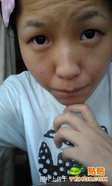 Чудеса китайского макияжа (16 фото) за 12 ноября 2009