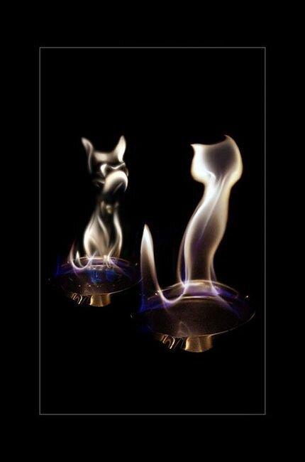 Фотографии пламени (12 фото)