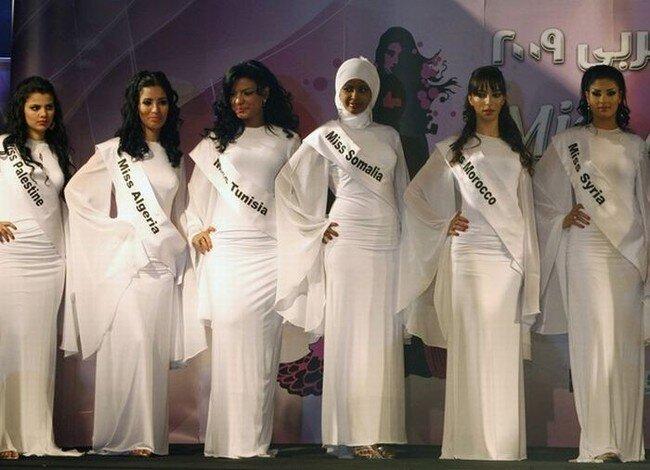 Мисс Арабия 2009 (10 фото)