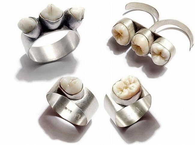Зубастые кольца (9 фото)