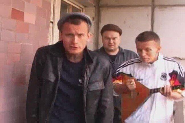 Рэпер Сява передает привет Фишкам (видео)