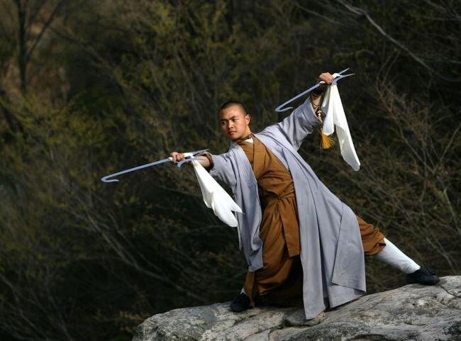 Мастера кунг-фу  (27 фото)