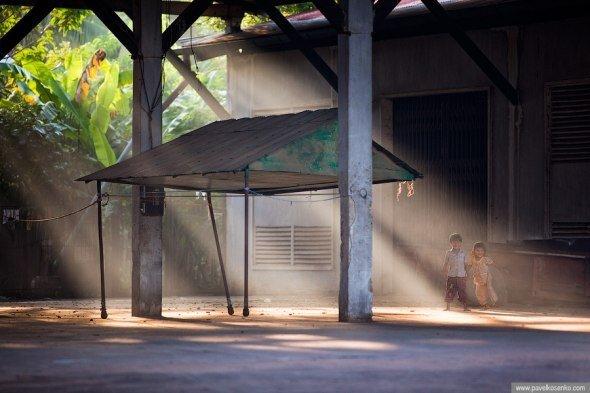 Заброшенный камбоджийский завод Pepsi (5 фото)