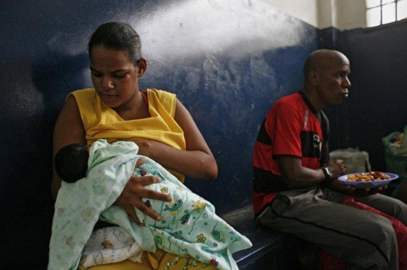 Женщины в тюрьмах Бразилии (21 фото)