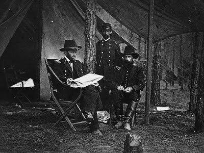 Гражданская война в Америке (42 фото)