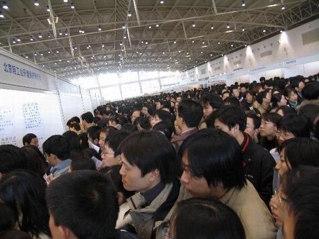 Трудоустройство в Китае (9 фото)