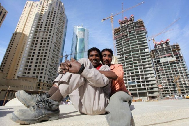 Пейзажи Дубаи (26 фото)