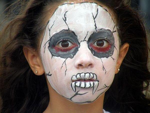 Дети зомби (15 фото)