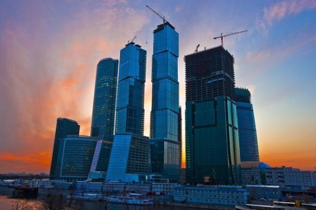 Ночь в москве  (39 фото)
